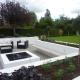 Modern Family Living garden by Gardens 2 Design