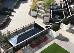 Roof Garden by Gardens 2 Design, Beaconsfield
