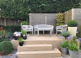 Architectural Garden by Gardens 2 Design, Beaconsfield