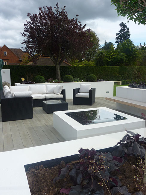 Design Services at Gardens 2 Design, Beaconsfield, Buckinghamshire